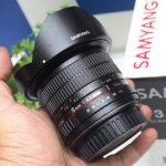 Jual Samyang 8mm f3.5 CSII for canon