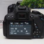 Jual Canon EOS 700d Bekas Malang