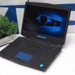 Alienware MX14 R3 Core i7 Bekas