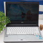 Jual Laptop Fujitsu Lifebook S761 Second