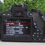 Jual Canon 650D + Lens Fix 50mm F1.8 Second