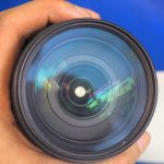 Lensa Sapu Jagat Tamron 18-200mm for Canon Bekas